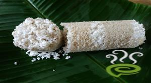 Special Matta Rice Puttu
