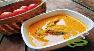 Spicy King Fish Curry With Coconut