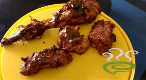 Simple Barbecue chicken