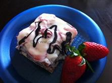 Strawberry-Cheese-Cake-Delicious
