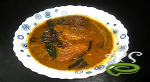 Unakka Maanthal  Nangu Fish (Dried Sole) Koottaan