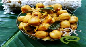 Vella Kadala Curry |-White Kadala Curry Kerala Style - Chana Masala
