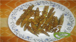 Vendakka (Ladies Finger) Fry